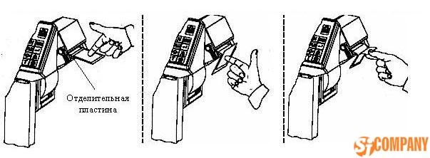 Товарные весы с печатью этикеток ТВ-М_Р3