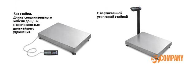 Весы напольные ТВ-M. Без стойки. Настольный вариант. Напольный вариант.
