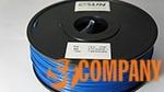 ABS пластик ESUN 1,75 мм, синий