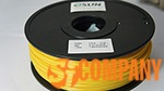 ABS пластик ESUN 1,75 мм, золотой