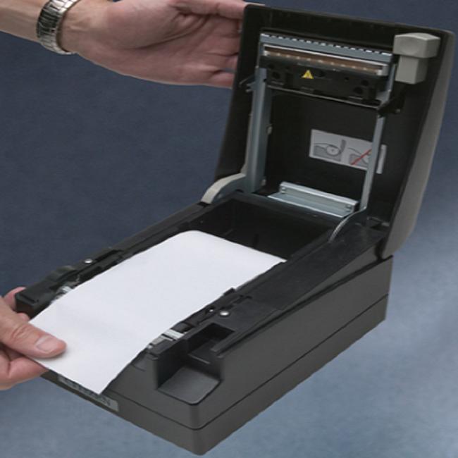Принтер чеков Citizen CT-S 2000 с прямой термопечатью заказать в интернет-магазине с доставкой по России.