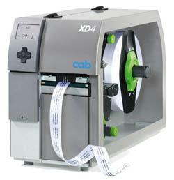 Кабельный принтер CAB XD 4