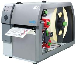 Кабельный  принтер CAB XC4-XC6