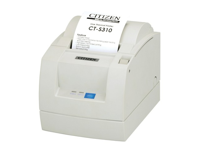 Принтер чеков Citizen CT-S310