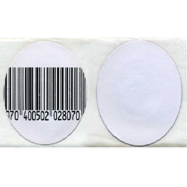Этикетка круглая D-40 мм