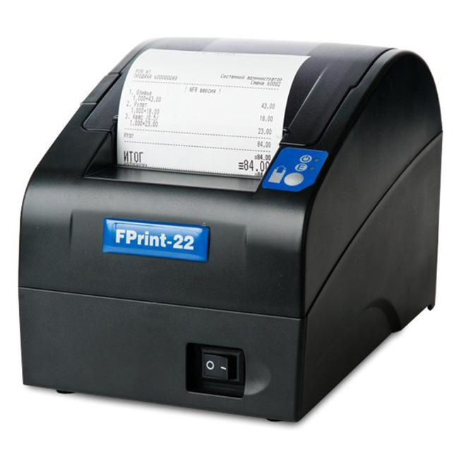 Фискальный регистратор FPrint-22K