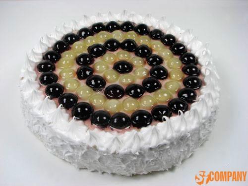 Торт медово-сметанный метрополь фото 3