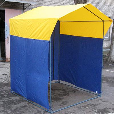 Палатка торговая, разборная «Домик» 1,9 x 1,9 м