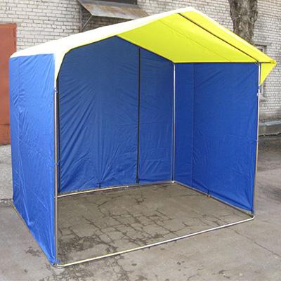 Палатка торговая, разборная «Домик» 3,0 x 1,9 м