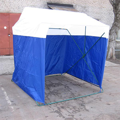 Палатка торговая, разборная «Кабриолет» 2,0 x 2,0 м