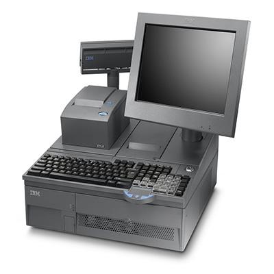 POS-система IBM