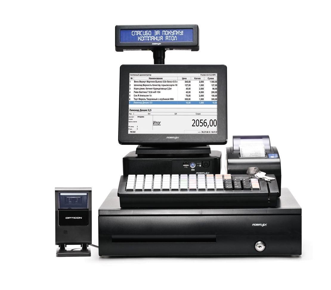 POS-система ForPOSt Супермаркет Pro