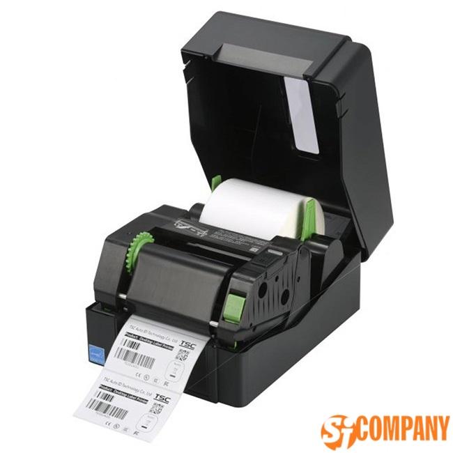 Принтер этикеток tsc te200 термотрансферный
