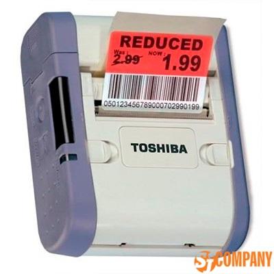 Мобильный принтер этикеток и чеков Toshiba B-SP2D