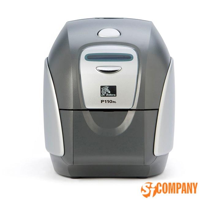 Принтер пластиковых карт Zebra P110i