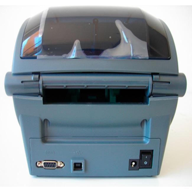 Причины печати пустых этикетом принтером Zebra GK420t