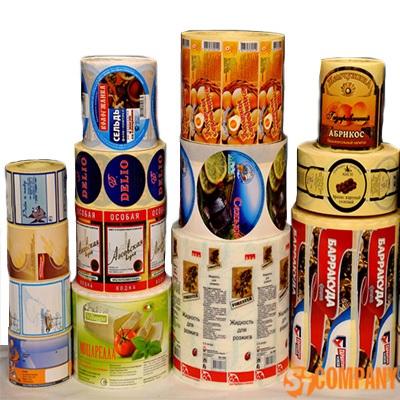Этикетки на банки для пищевых продуктов