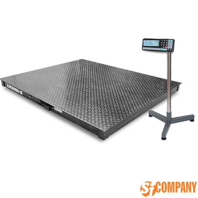 Платформенные весы 4D-Р