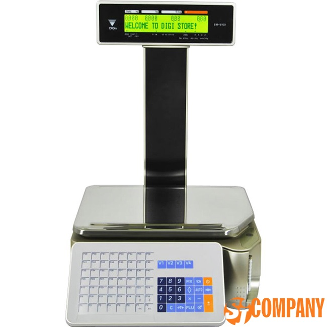 Весы фирмы Digi