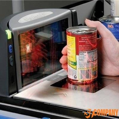 Встраиваемый сканер штрих-кода