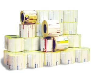Термоэтикетки для принтеров