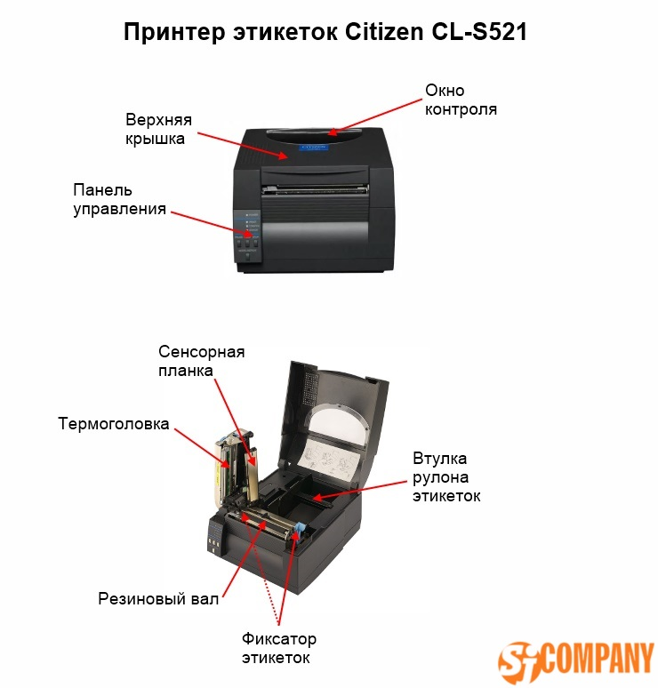 Citizen CL-S521